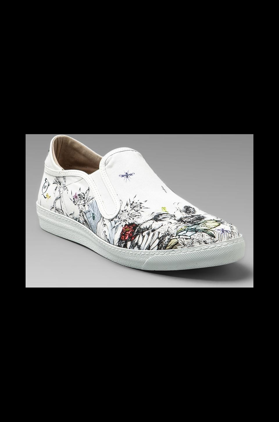 McQ Alexander McQueen Slip-On in White