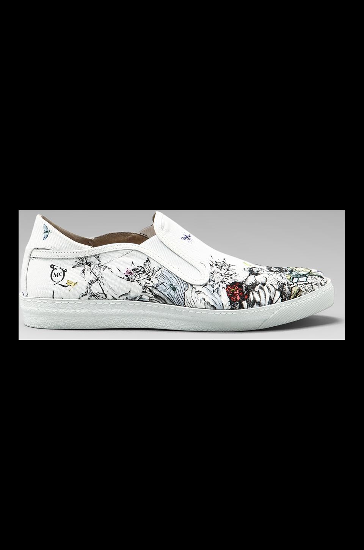 McQ Alexander McQueen Slip-On in White
