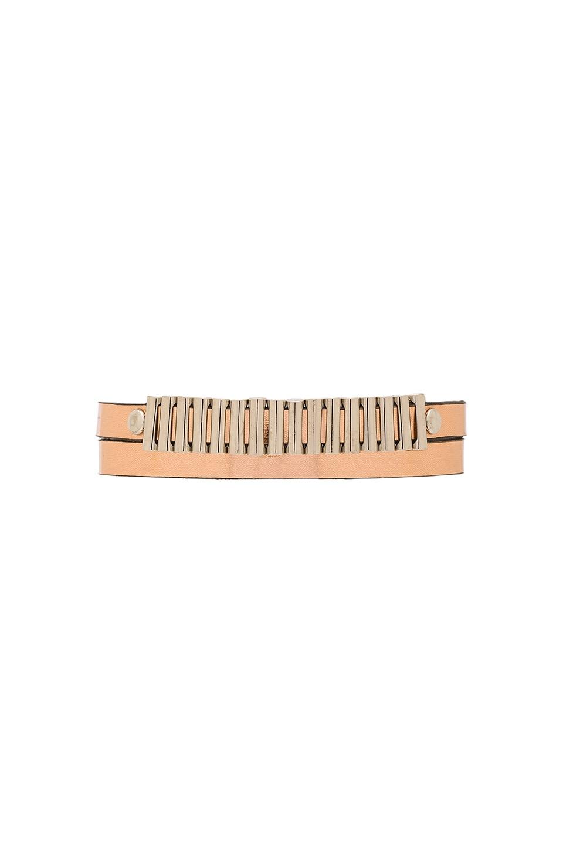 Mini Bullets Wrap Bracelet by McQ Alexander McQueen