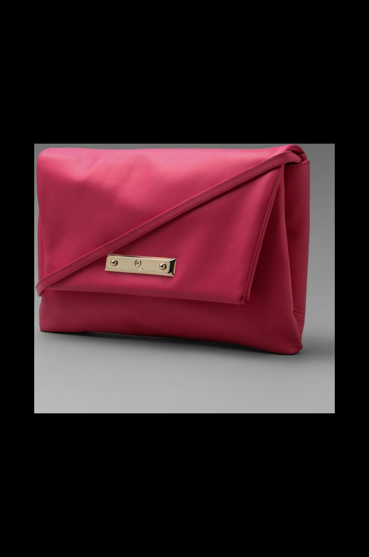 McQ Alexander McQueen Albion Handbag in Hot Pink