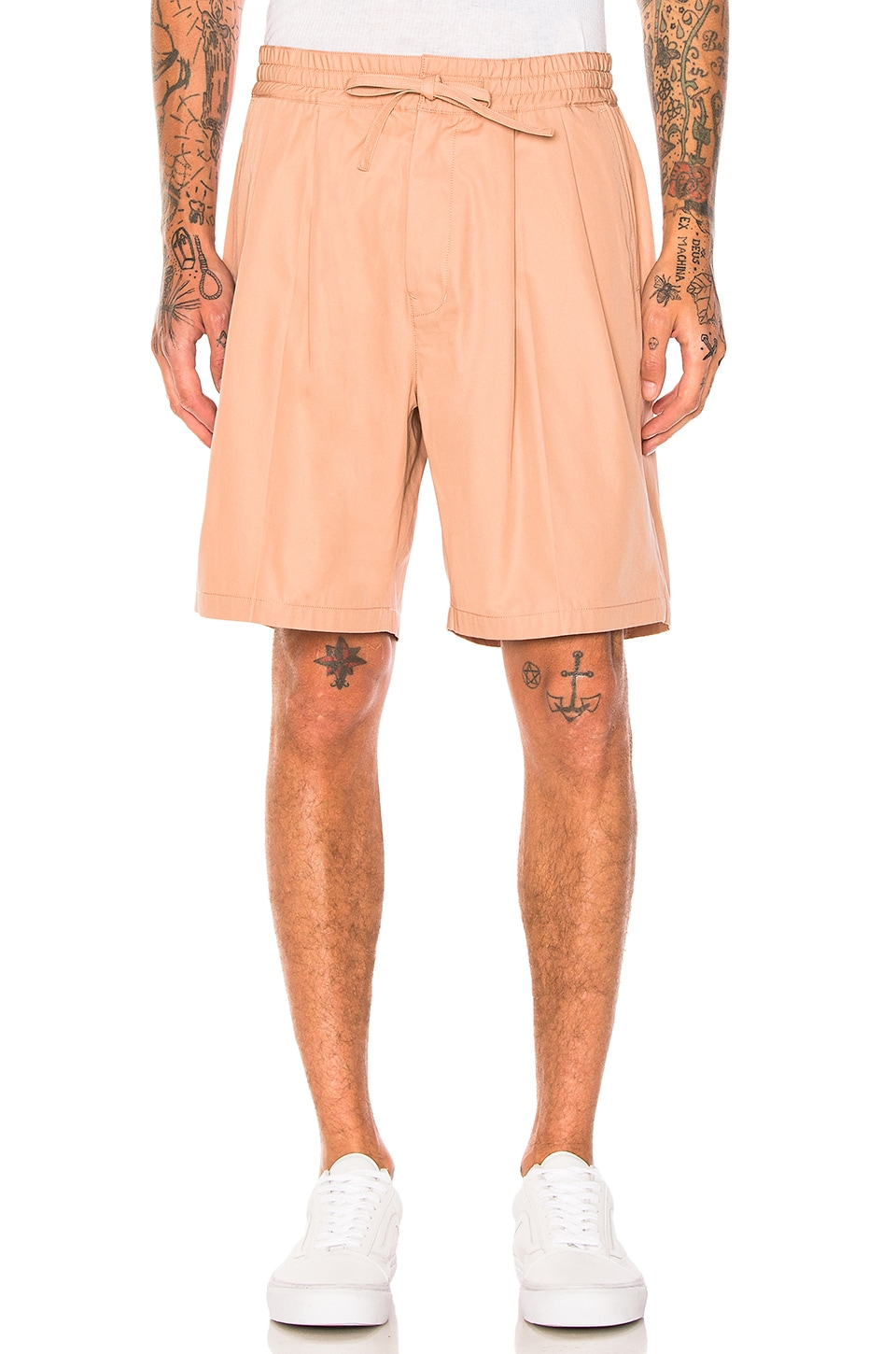 Baggy Shorts by Maiden Noir