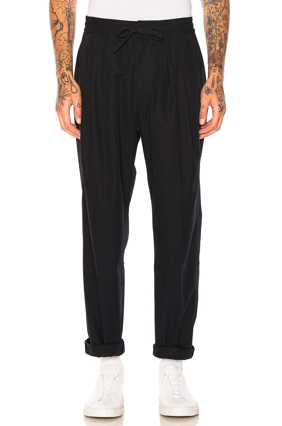 Baggy Trousers by Maiden Noir