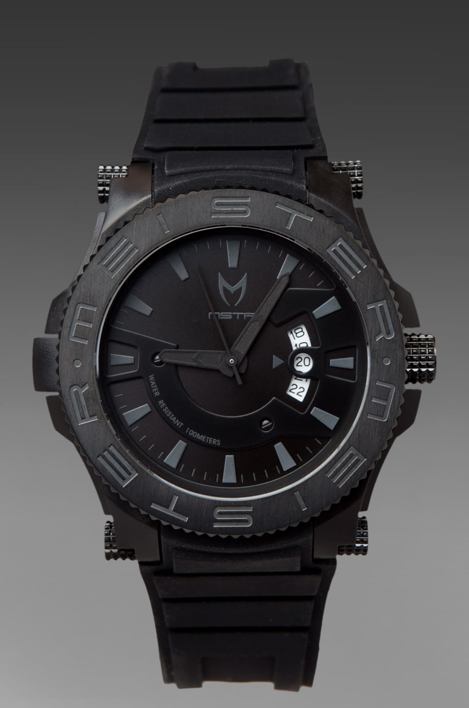Meister Prodigy in Black
