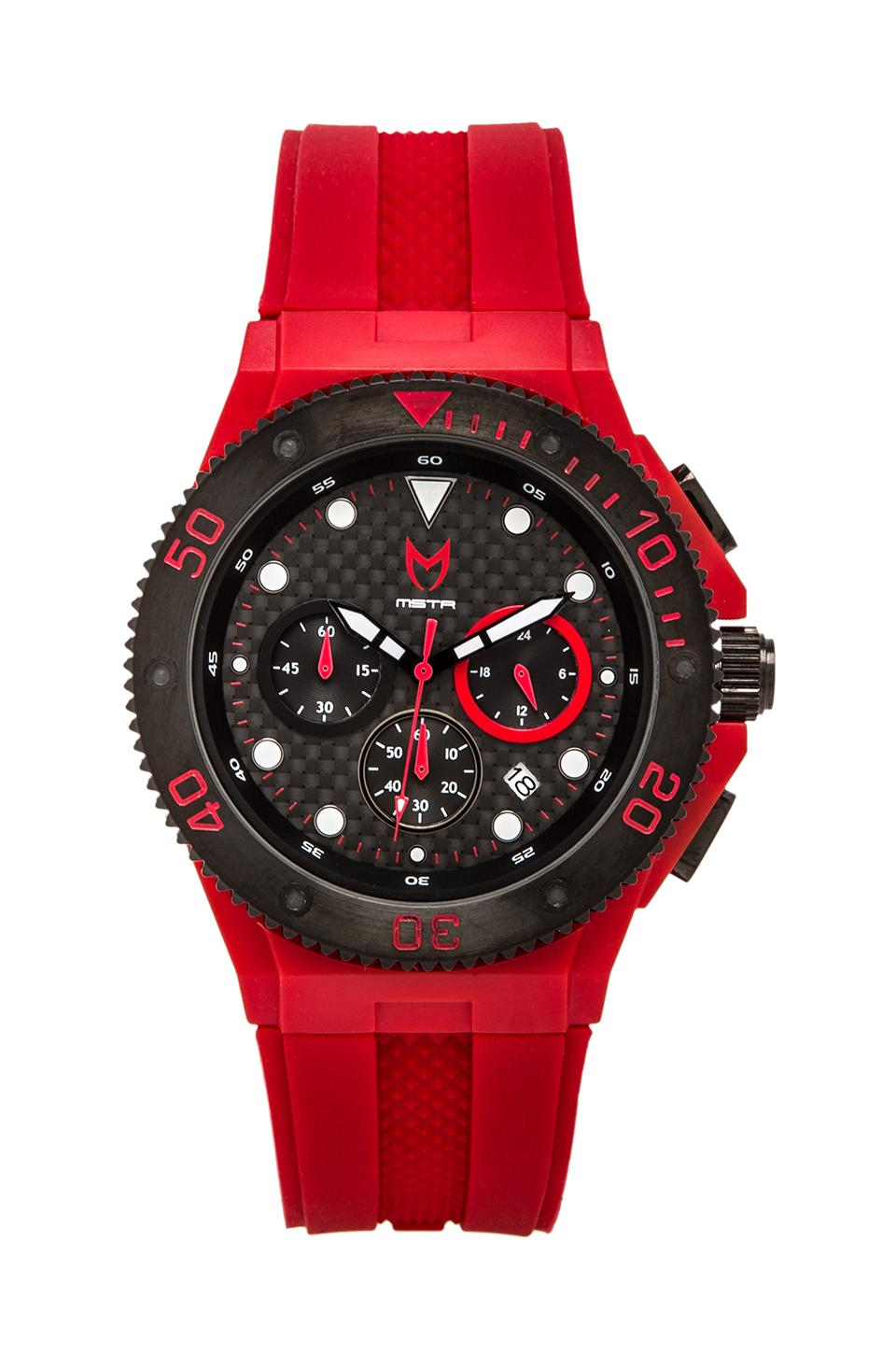 Meister Ambassador in Red