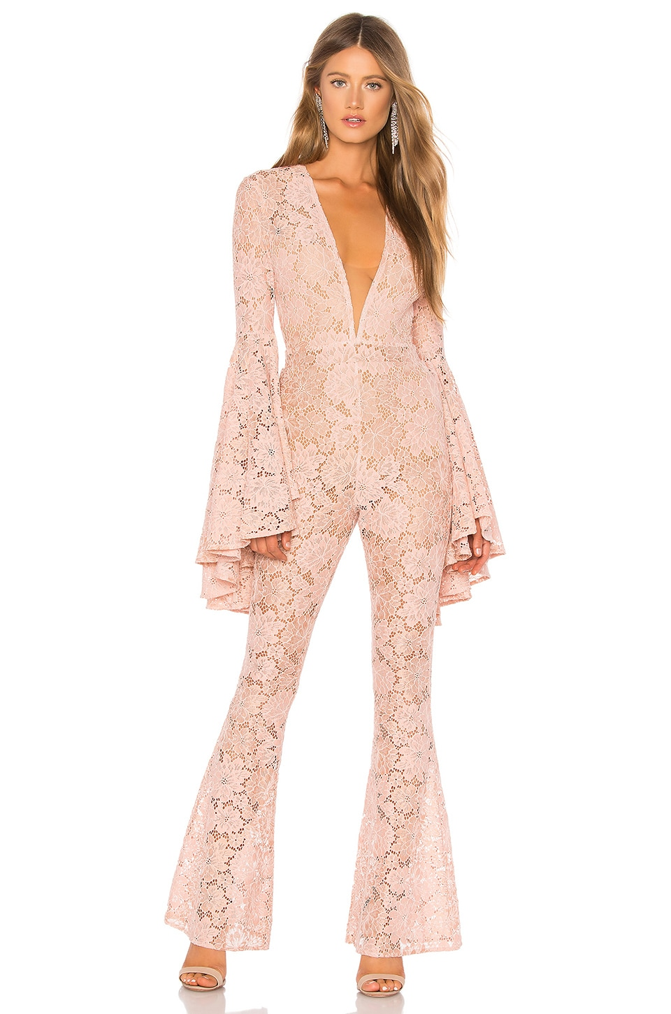 x REVOLVE Beauty Jumpsuit