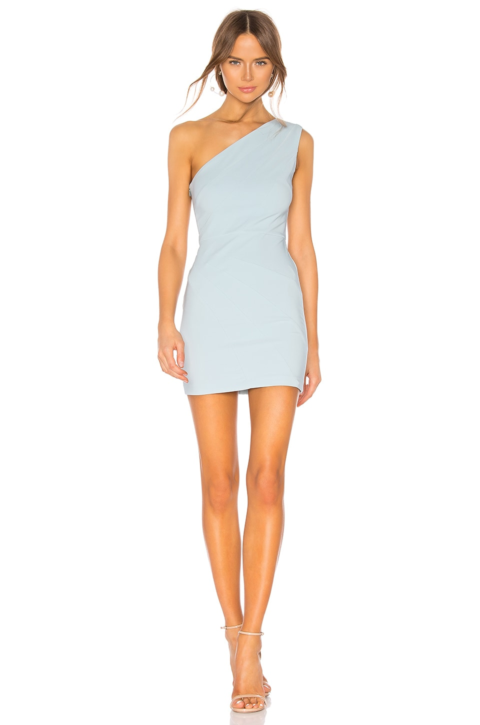 Michael Costello X REVOLVE Ava Dress in Ice Blue