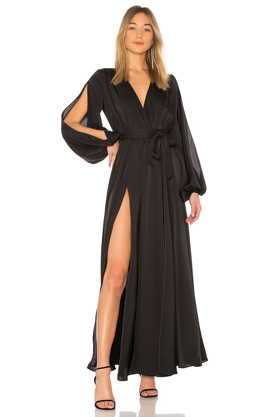 Michael Costello x REVOLVE Eric Gown in Black | REVOLVE
