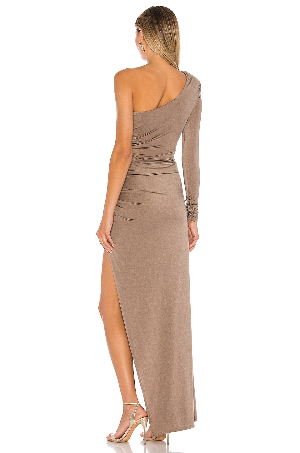 x REVOLVE Gilly Maxi Dress, view 3, click to view large image.