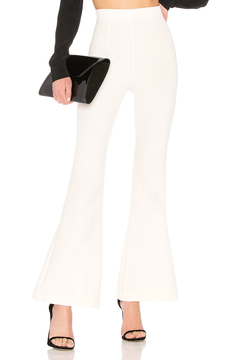 Michael Costello x REVOLVE Margeaux Pant in Ivory