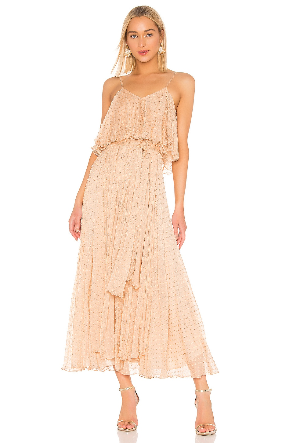 Mes Demoiselles Donatella Dress in Nude