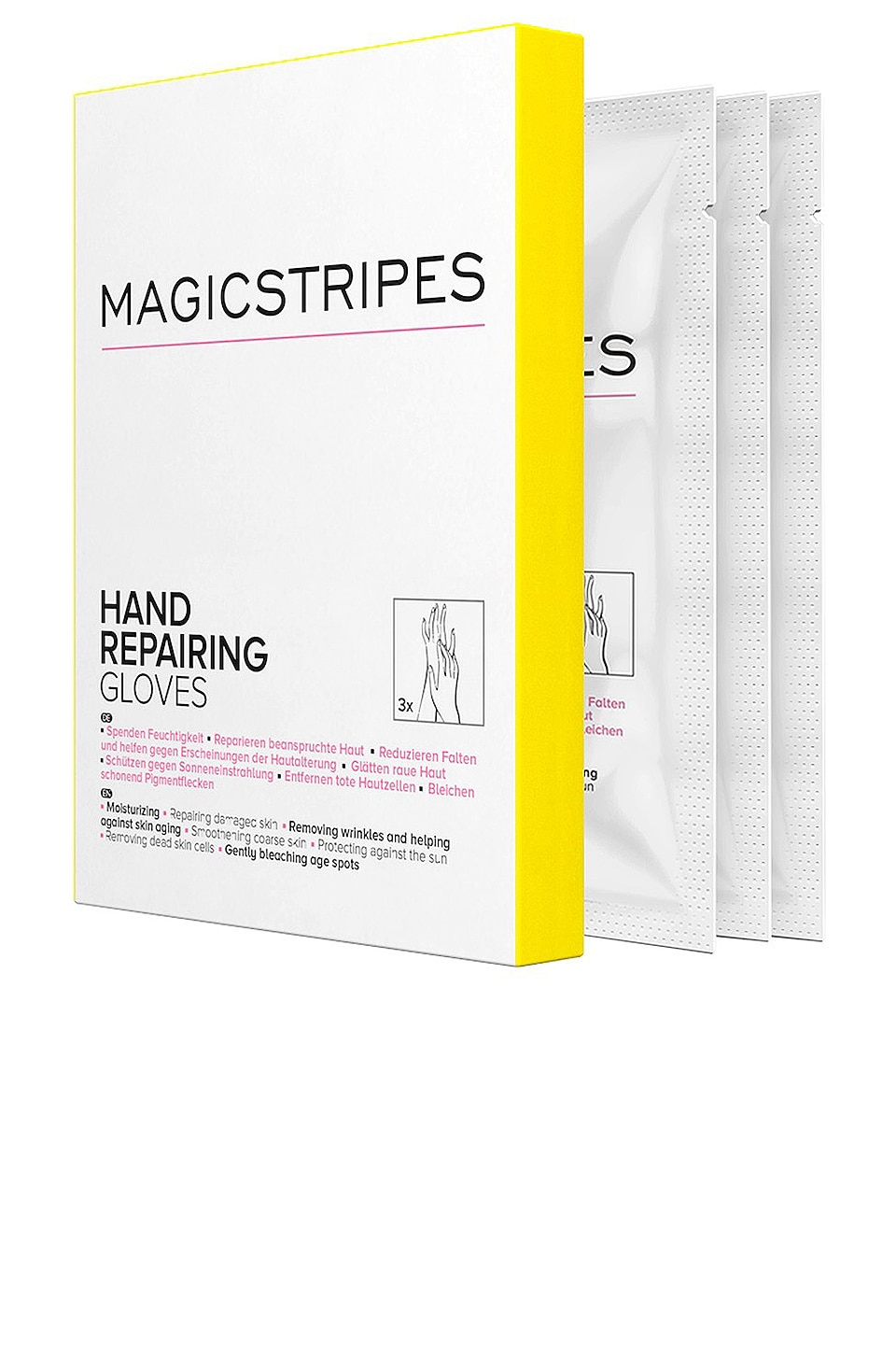 MAGICSTRIPES Hand Repairing Gloves Box 3 Pack