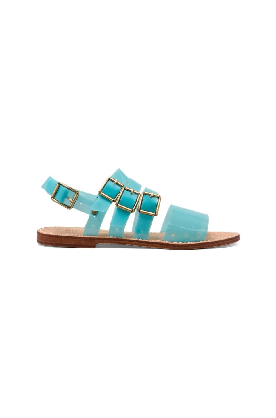 MADISON HARDING Ursula Sandal in Blue