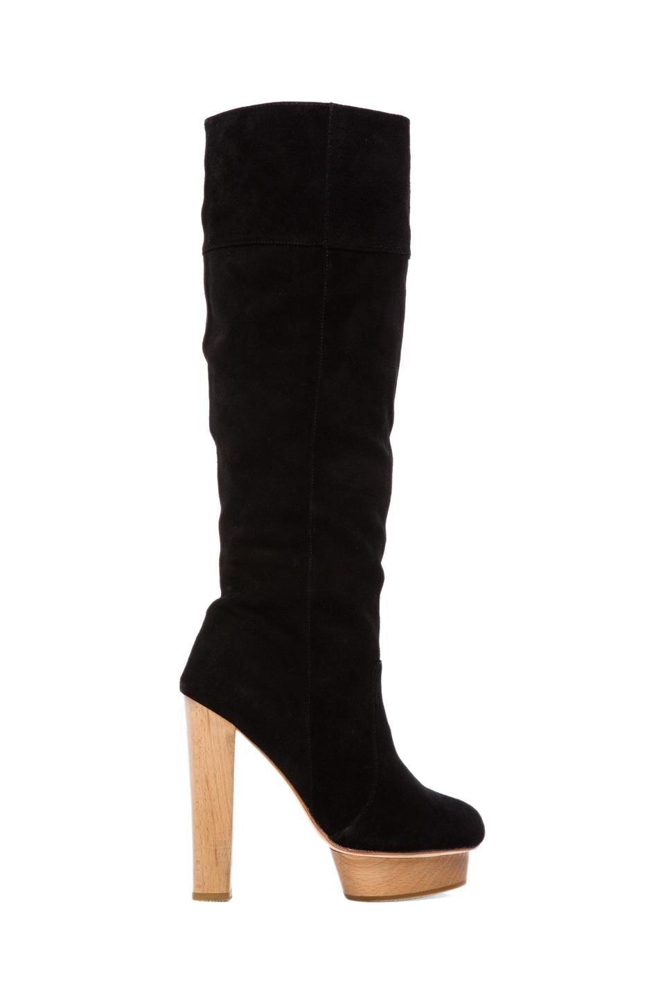 MADISON HARDING Winona Boot in Black