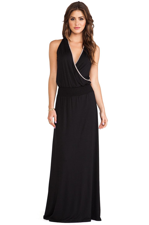 Michael Stars Khalia Maxi Dress in Black