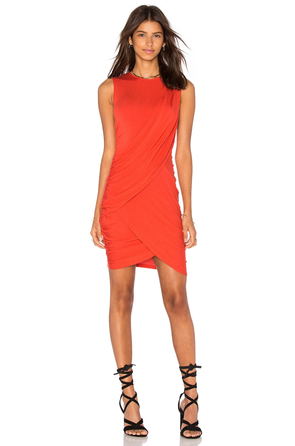 Michael Stars Eveny Bodycon Dress in Samba