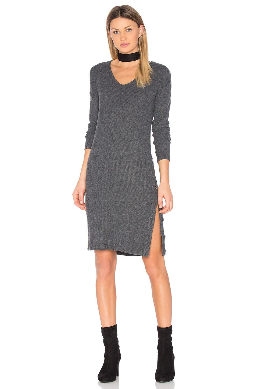 Snap Midi Dress by Michael Stars