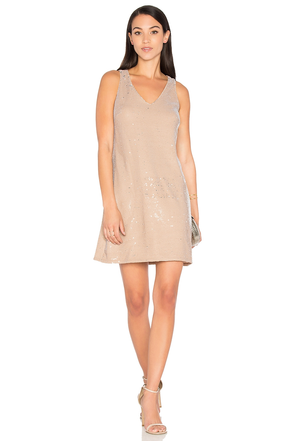 Sequin Mini Dress by Michael Stars