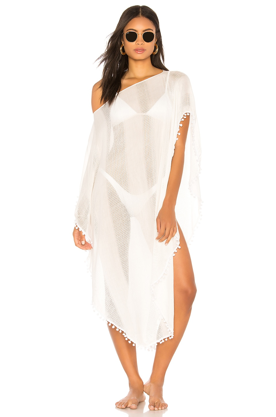 Michael Stars Karnak Coverup in White