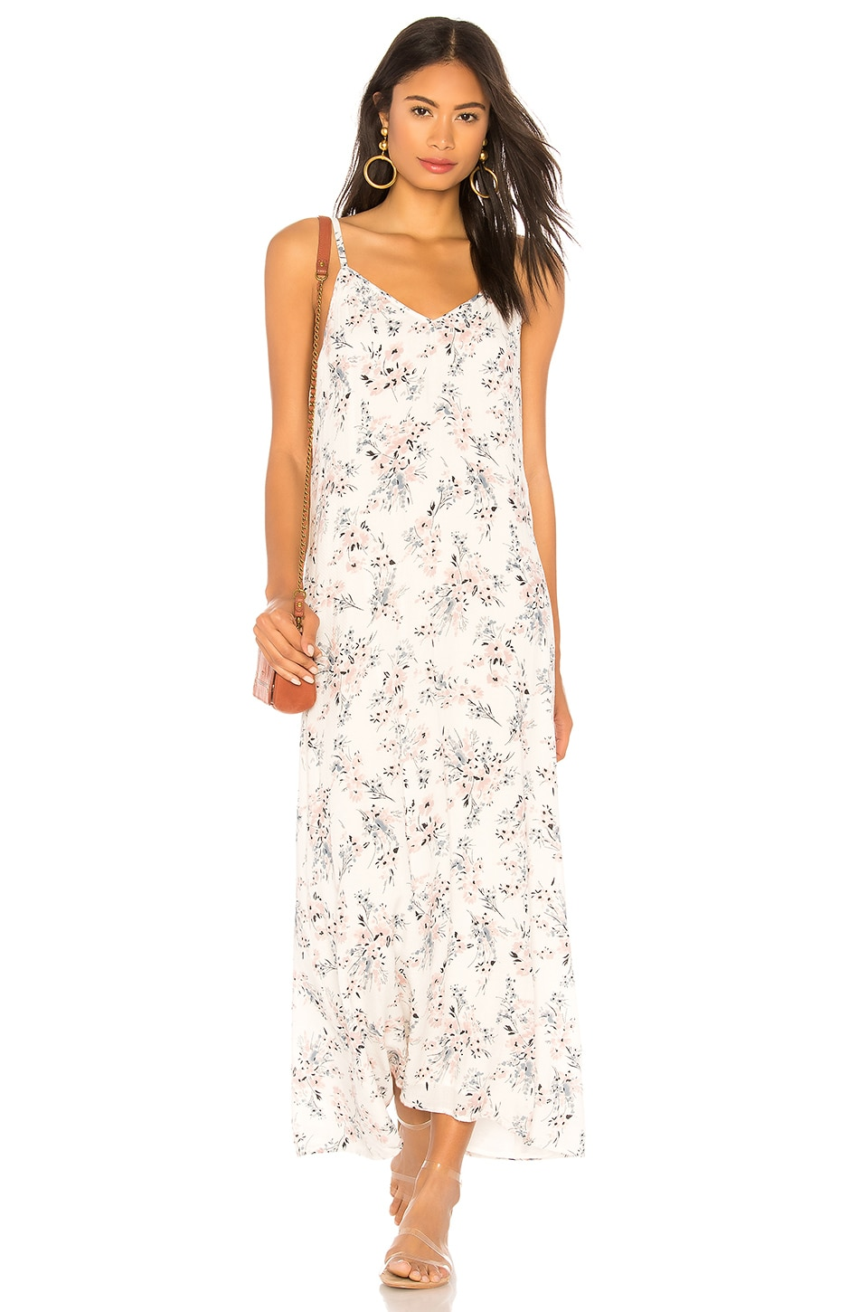 Michael Stars Floral Maxi in Tickle