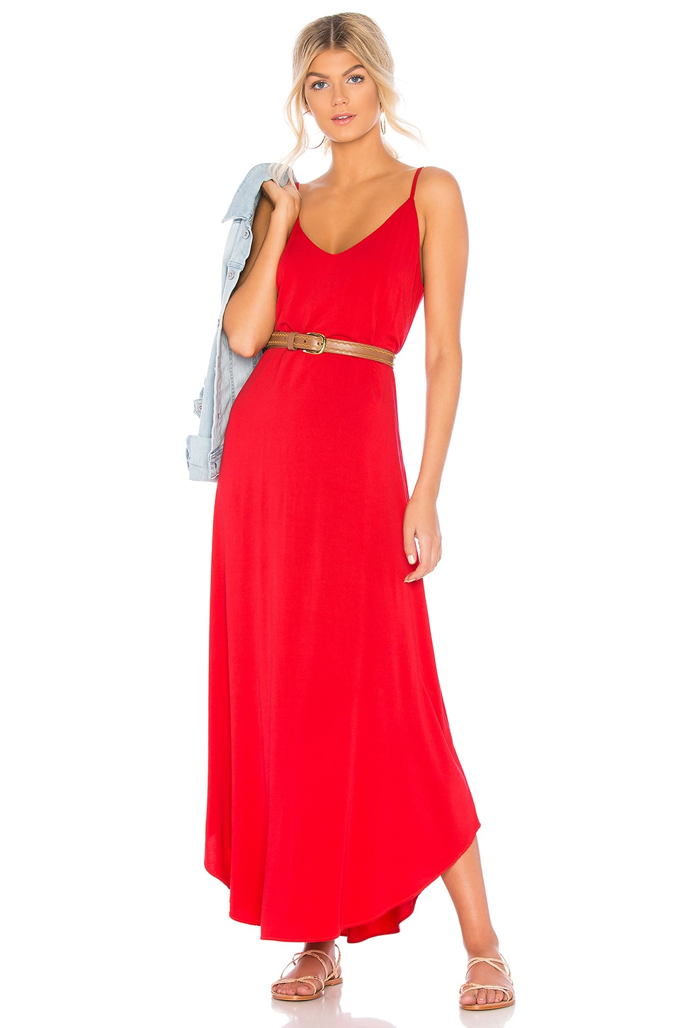 Rylie Reversible Maxi Dress