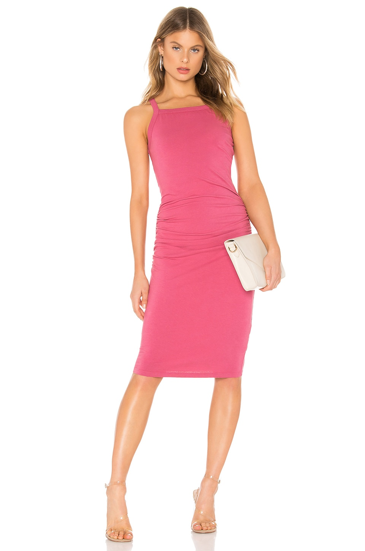 Michael Stars Rae Dress in Desert Rose