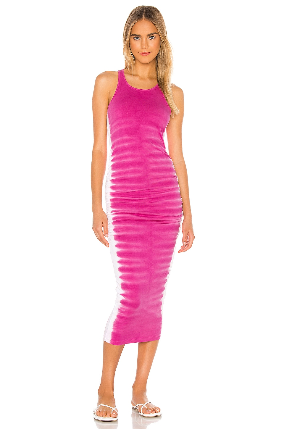 Flame Wash Midi Dress             Michael Stars                                                                                                       CA$ 145.92 15