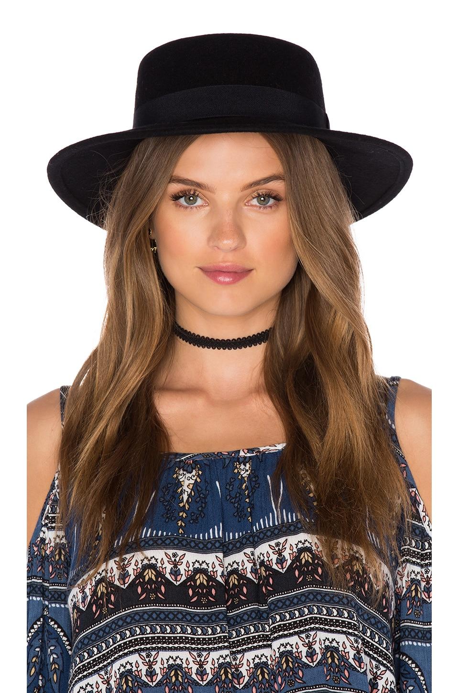 Flat Top Hat at REVOLVE