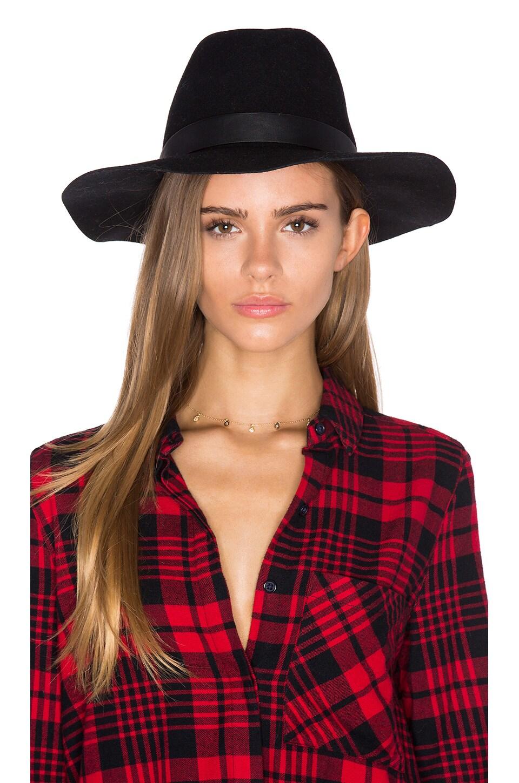 World Traveler Wide Brim Hat at REVOLVE