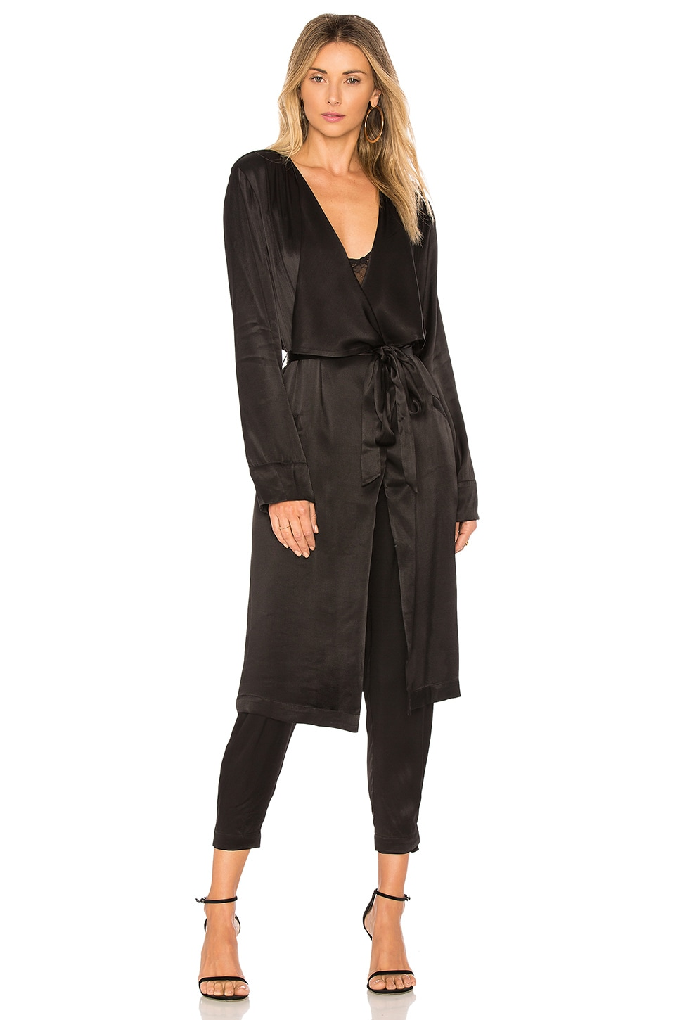 Duster Coat by Michael Stars