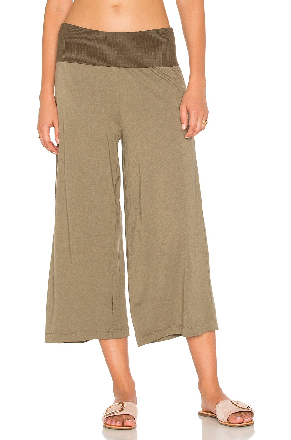 Cropped Culottes by Michael Stars