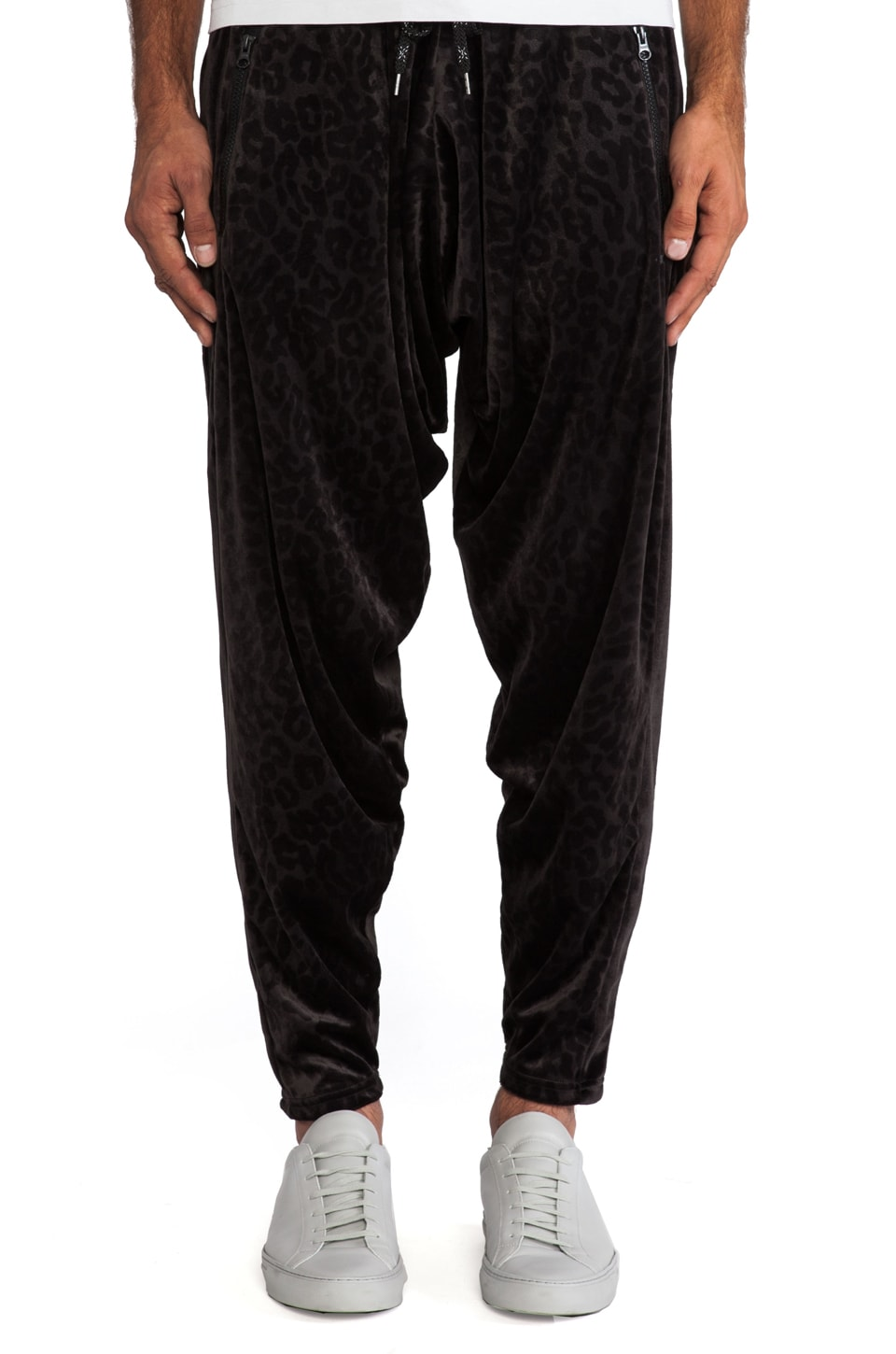 Puma by Mihara Track Pants in Black