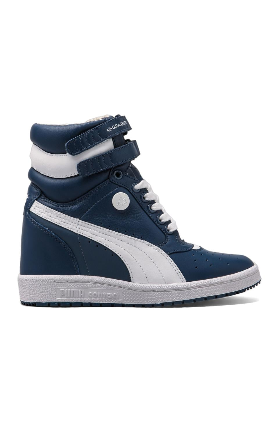 Puma by Mihara MY-66 Sneaker in Dark Denim