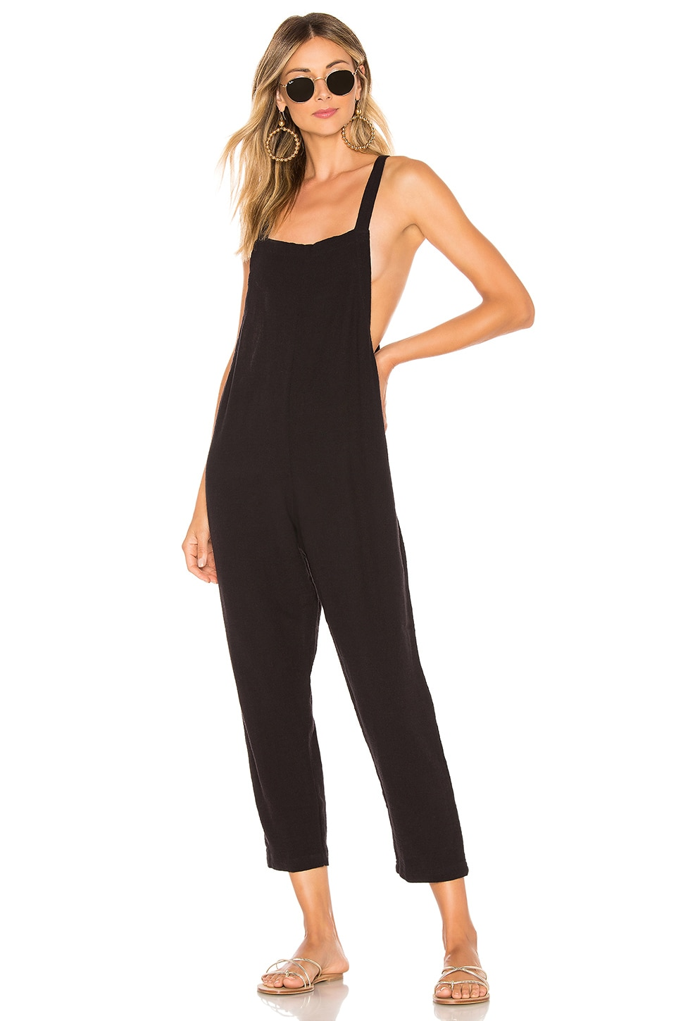 MIKOH Sayama Jumpsuit in Night