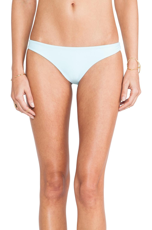 MIKOH Swimwear Lahaina Extra Skimpy Bottom in Capri