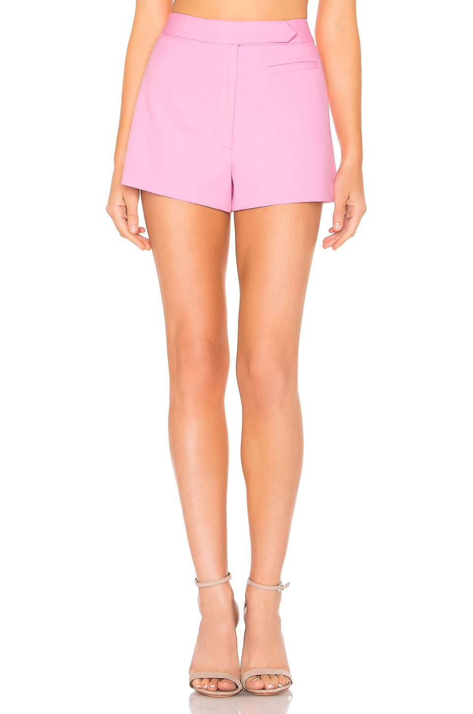 MILLY Trudee Short en Candy Pink