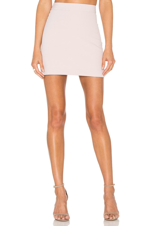 Modern Mini Skirt
