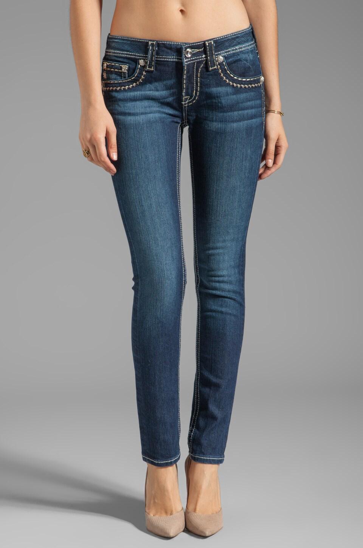 Miss Me Jeans Skinny in DK210