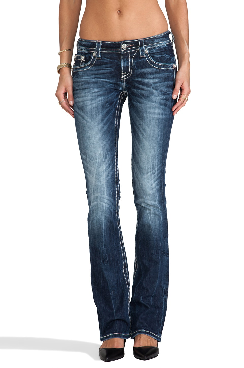 Miss Me Jeans Bootcut in MK220