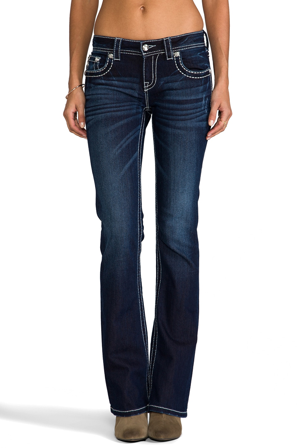 Miss Me Jeans Bootcut in DK212