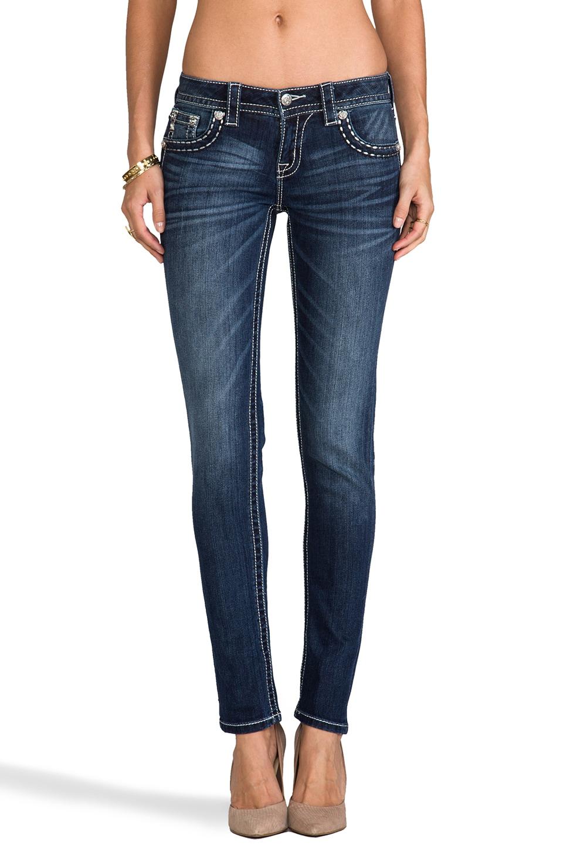 Miss Me Jeans Skinny in DK 224