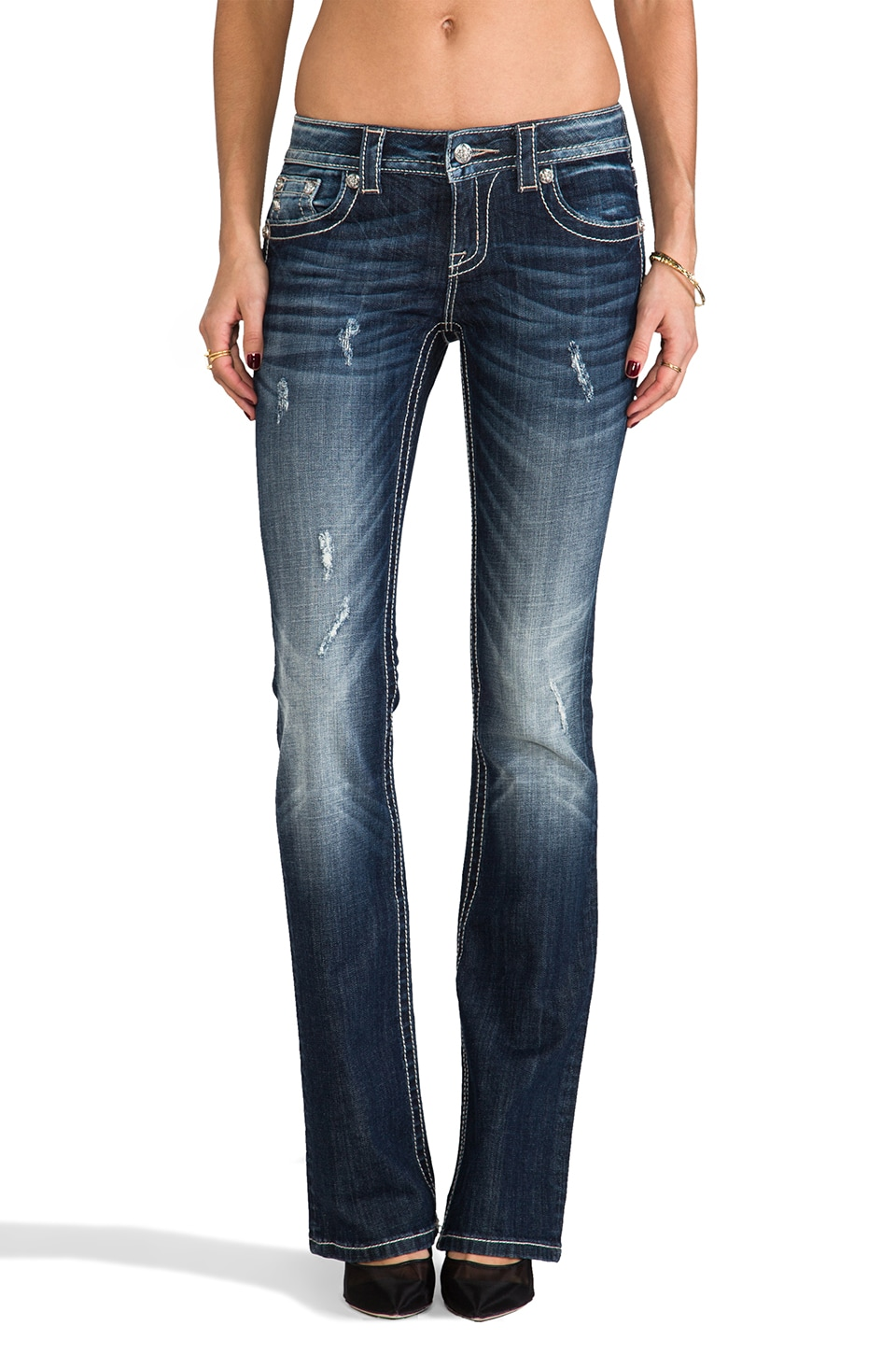 Miss Me Jeans Bootcut in MK 230