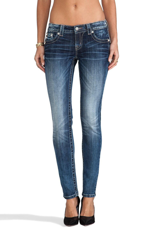 Miss Me Jeans Ankle Skinny in MK 266