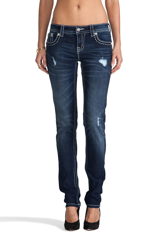Miss Me Jeans Boyfriend in DK 255