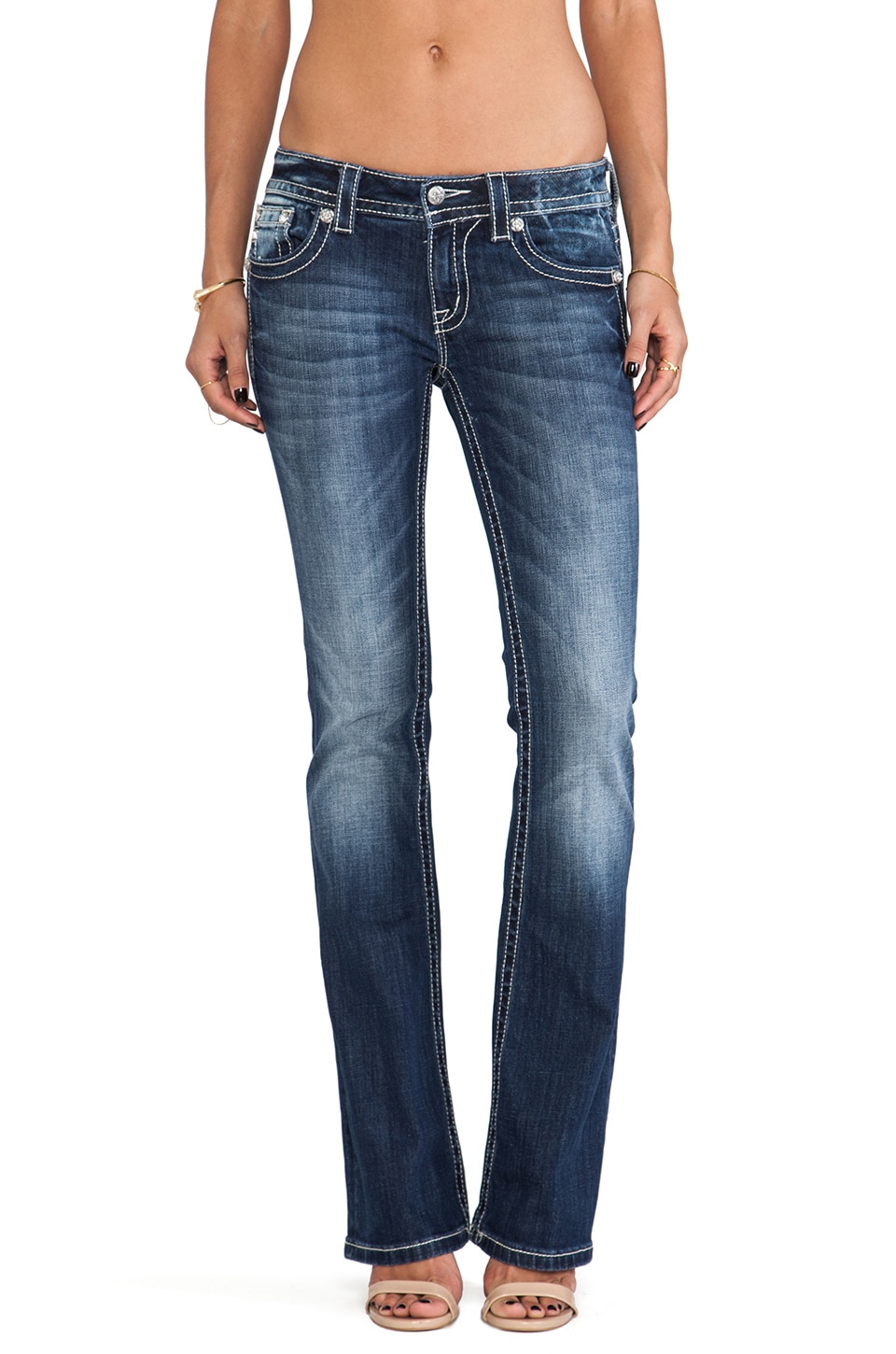Miss Me Jeans Boot Cut in MK 272