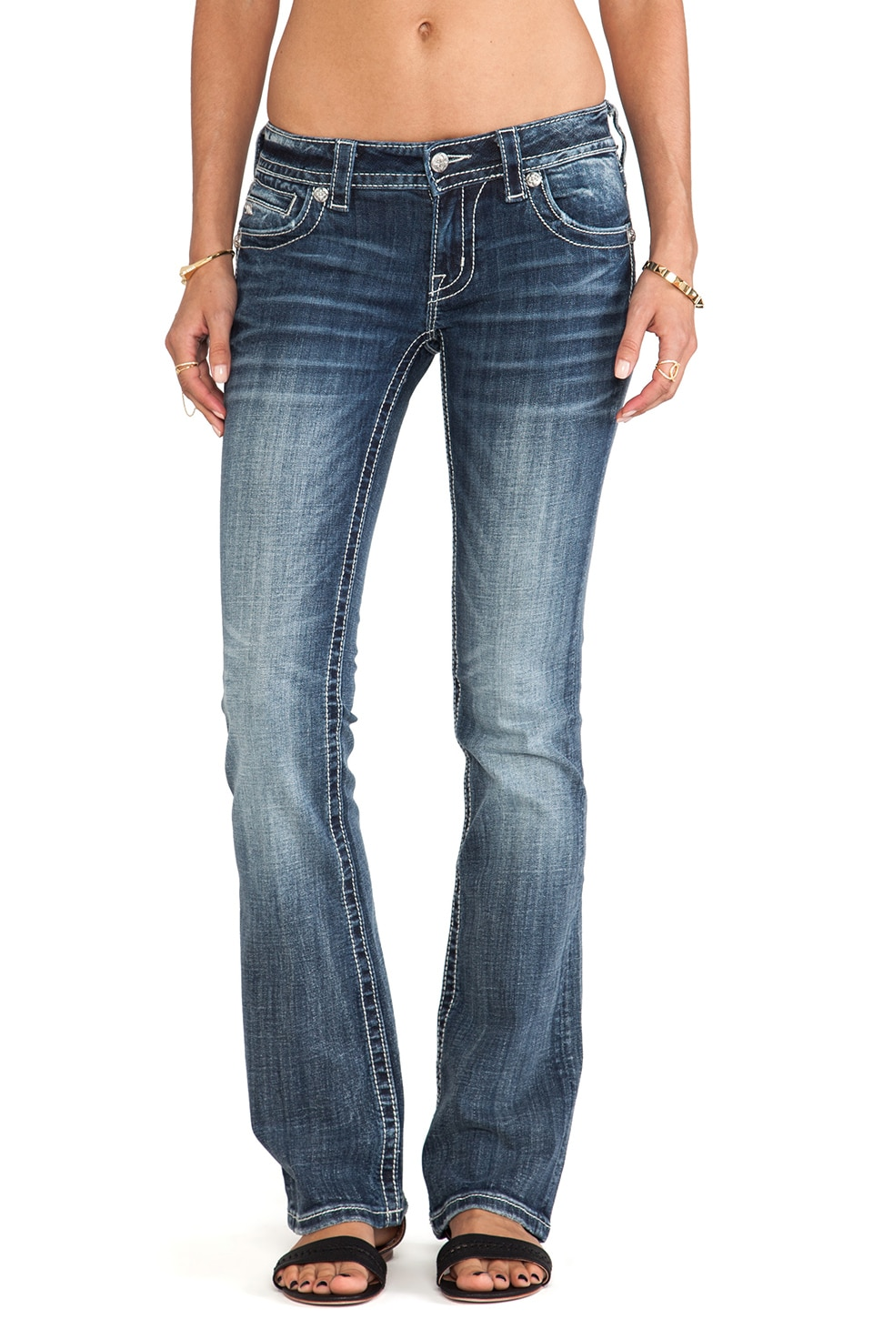 Miss Me Jeans Bootcut in MK 301