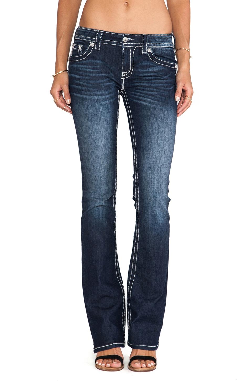 Miss Me Jeans Bootcut in DK272