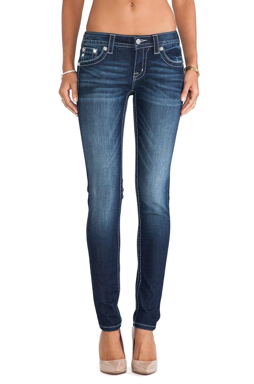 Miss Me Jeans Skinny in DK 291