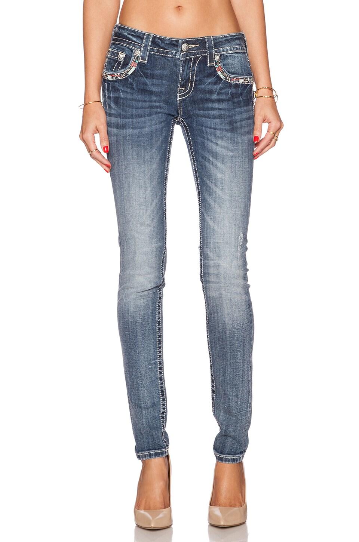Miss Me Jeans Skinny in MK 296