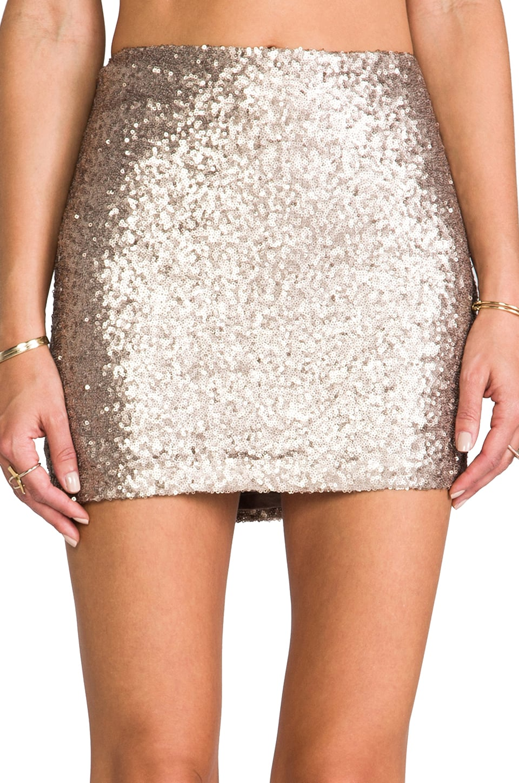 Mini Skirt Sequin | Jill Dress