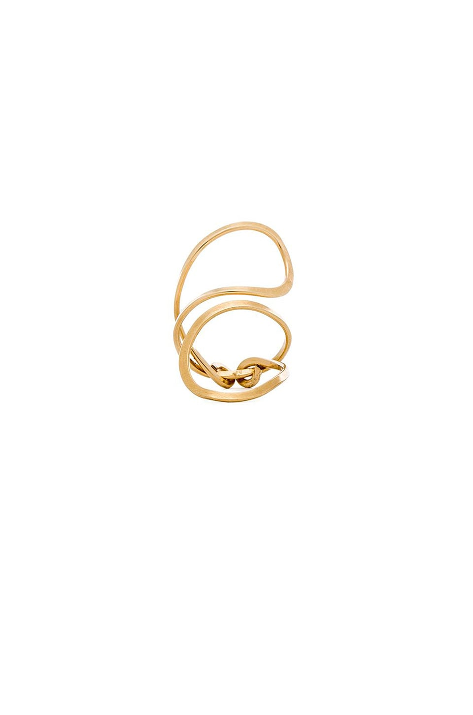 Mimi & Lu Betty Ring in Gold